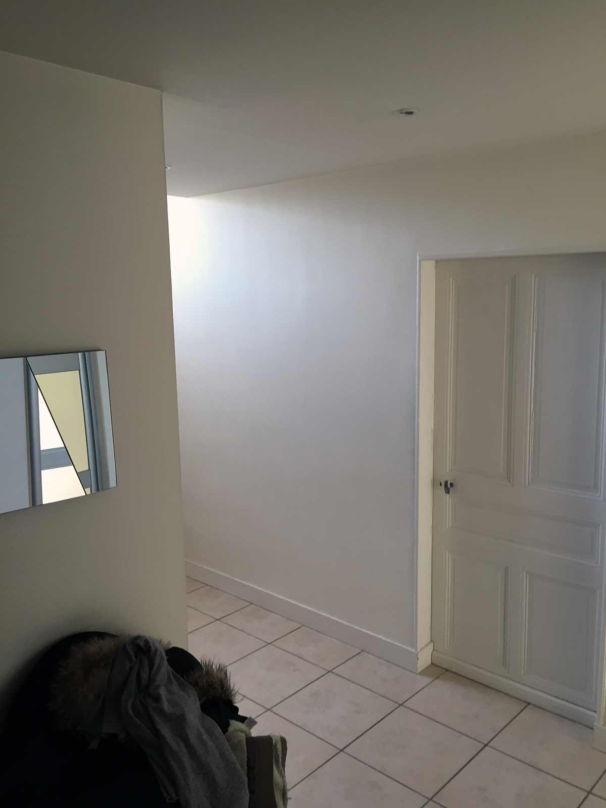 peindre-couloir-entree - Duchesne Décors - Peintre décorateur à ...