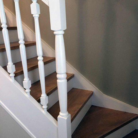 rénover un escalier bois