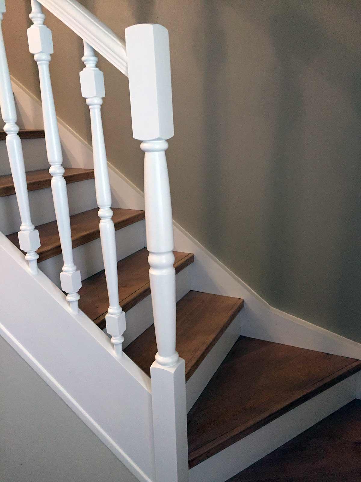 Renovation Escalier 37700 Duchesne Decors Peintre